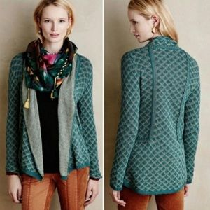 Anthropologie | Knitted & Knotted Isley Cardigan
